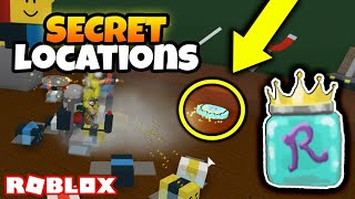 Bee swarm simulator secret items