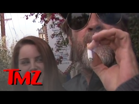 Lana Del Rey's Friend With The Iron Lung | TMZ