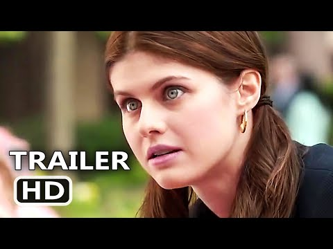 THE LAYOVER Official Trailer (2017) Alexandra Daddario, Kate Upton, Comedy Movie HD