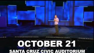 Bill Maher LIVE October 21, 2012 in Santa Cruz