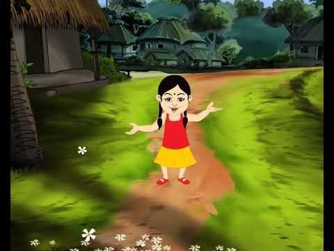 antara-chowdhury-|-salil-chowdhury-|-aye-re-chhute-aye-|-children-song