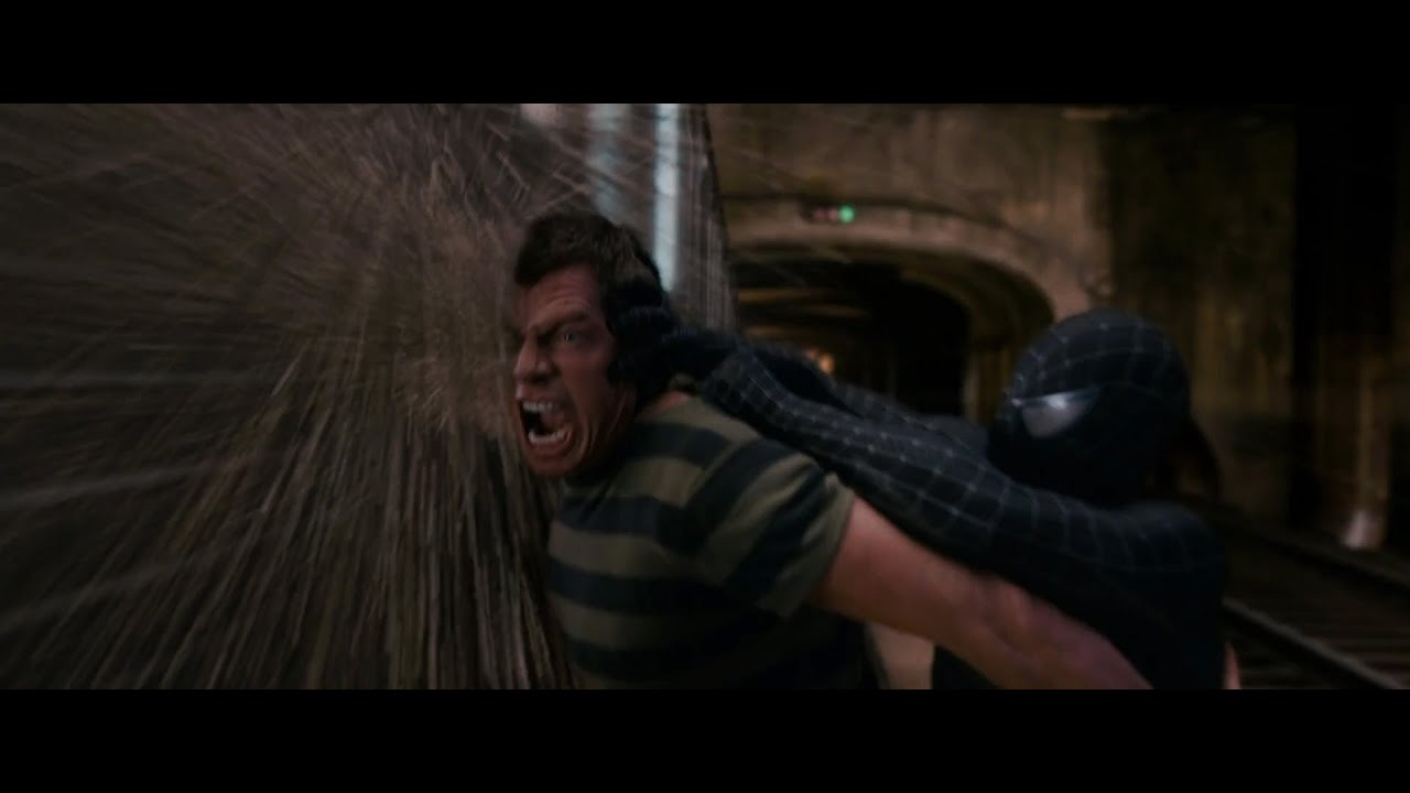 spider-man 3 ost 22. tunnel fight/black suit in trunk - youtube