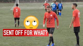 SIN BINS IN FOOTBALL NOW? | Brotherhood's Sunday League Football | Kitchener FC