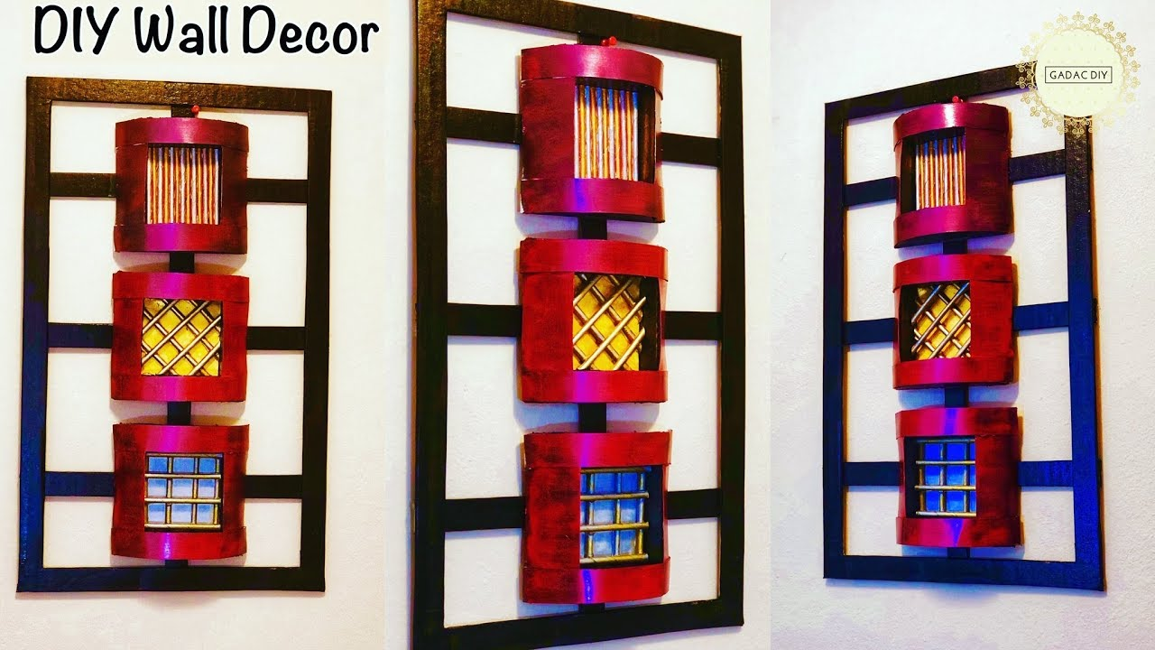 Wall Decoration Ideas Gadac Diy Wall Hanging Craft Ideas Easy