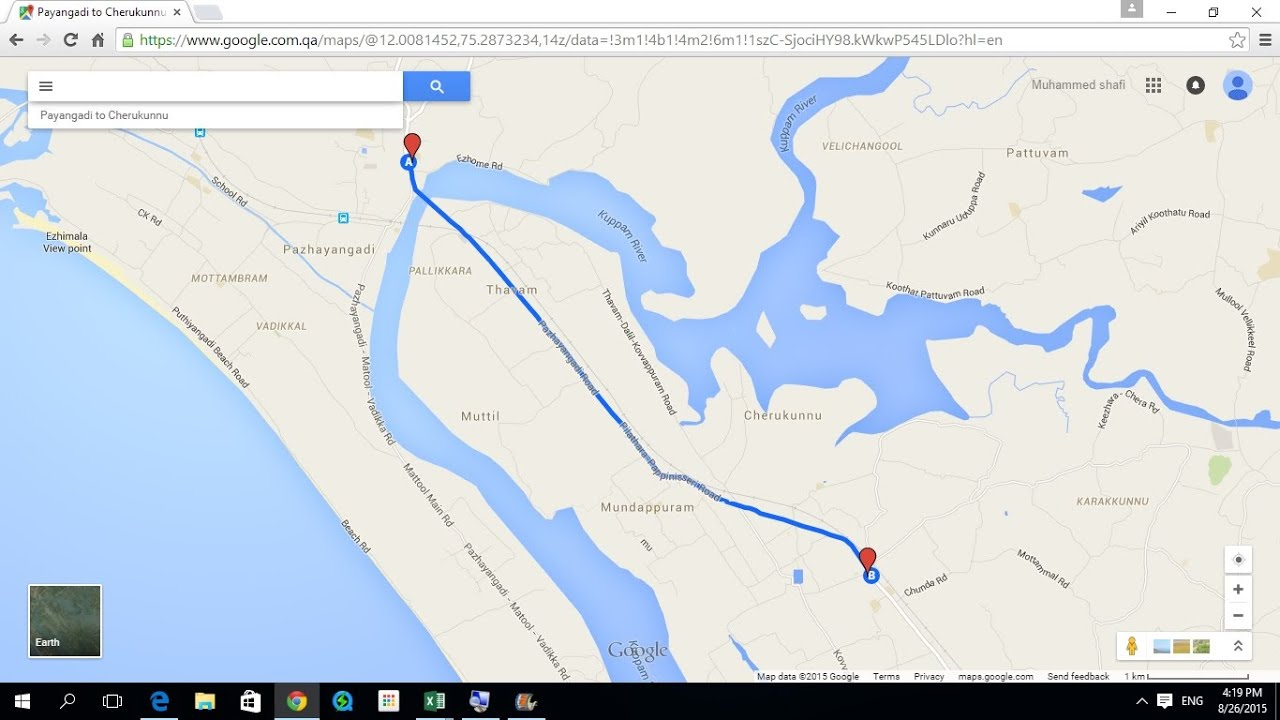 Create route and share to facebook google on google maps youtube gumiabroncs Choice Image