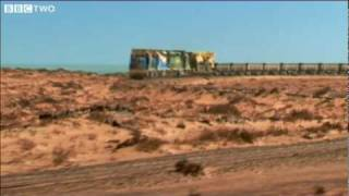 Amazing Two Mile Long Train - Tropic Of Cancer - Episode 2 Preview - BBC Two