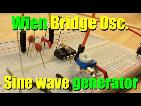 How to make a Sine Wave Generator
