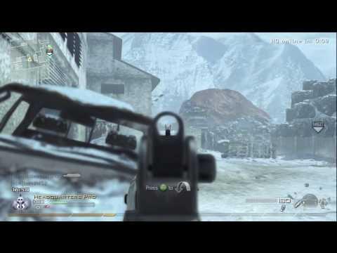 Call of Duty: Modern Warfare 2 Stimulus Maps Series Episode 8: Headquarters Pro on Salvage |