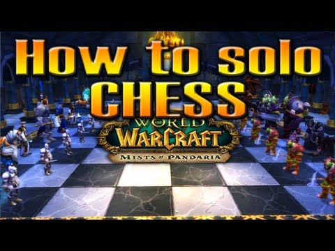 HOW TO SOLO the KARAZHAN CHESS EVENT by QELRIC