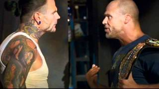 Tension Mounts Between Jeff Hardy and Kurt Angle