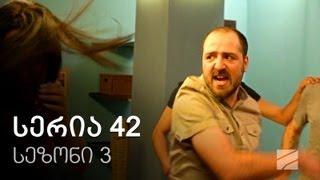 ჩემი ცოლის დაქალები - სერია 42 (სეზონი 3)