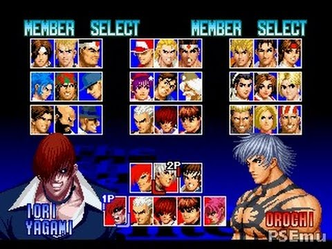 The King Of Fighters 97 How To Unlock Orochi