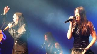 Tarja Turunen & Floor Jansen 'Over the hills' MFVF XI Wieze,Belguim 20/10/13 thumbnail