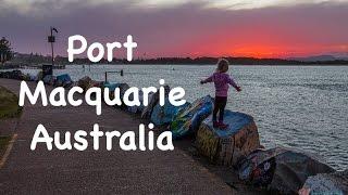 Port Macquarie Family Travel in NSW, Australia