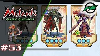 Mutants: Genetic Gladiators E53 - BUY BUY BUY!