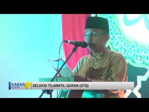 TV kepri Berita.STQ Tingkat Kelurahan Tanjungpinang Barat 2017