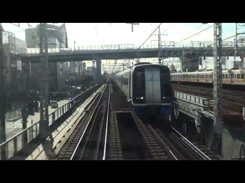 【FHD全区間前面展望】 名鉄 犬山・名古屋本線 特急豊橋行 新鵜沼→豊橋 Japan Train View Nagoya Railroad Inuyama Line&Nagoya Main Line