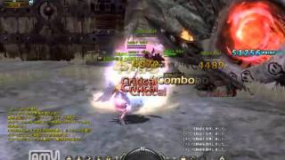 [Dragon Nest] Level 40 Acrobat Solo Cerberus