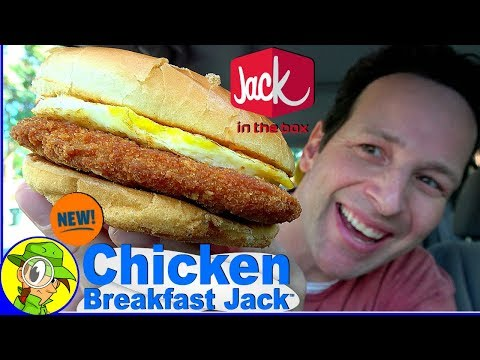 jack-in-the-box®-|-chicken-breakfast-jack™-review-🐓🍳-|-peep-this-out!-🤡