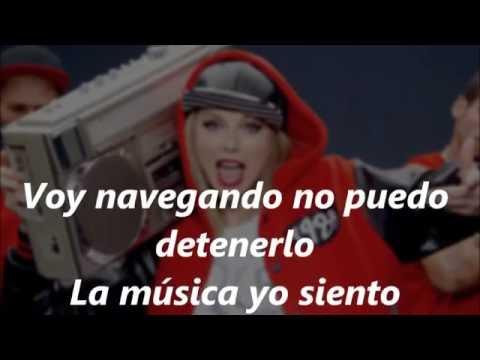 shake it off - karaoke ( spanish version - español ) - kevin karla & la banda