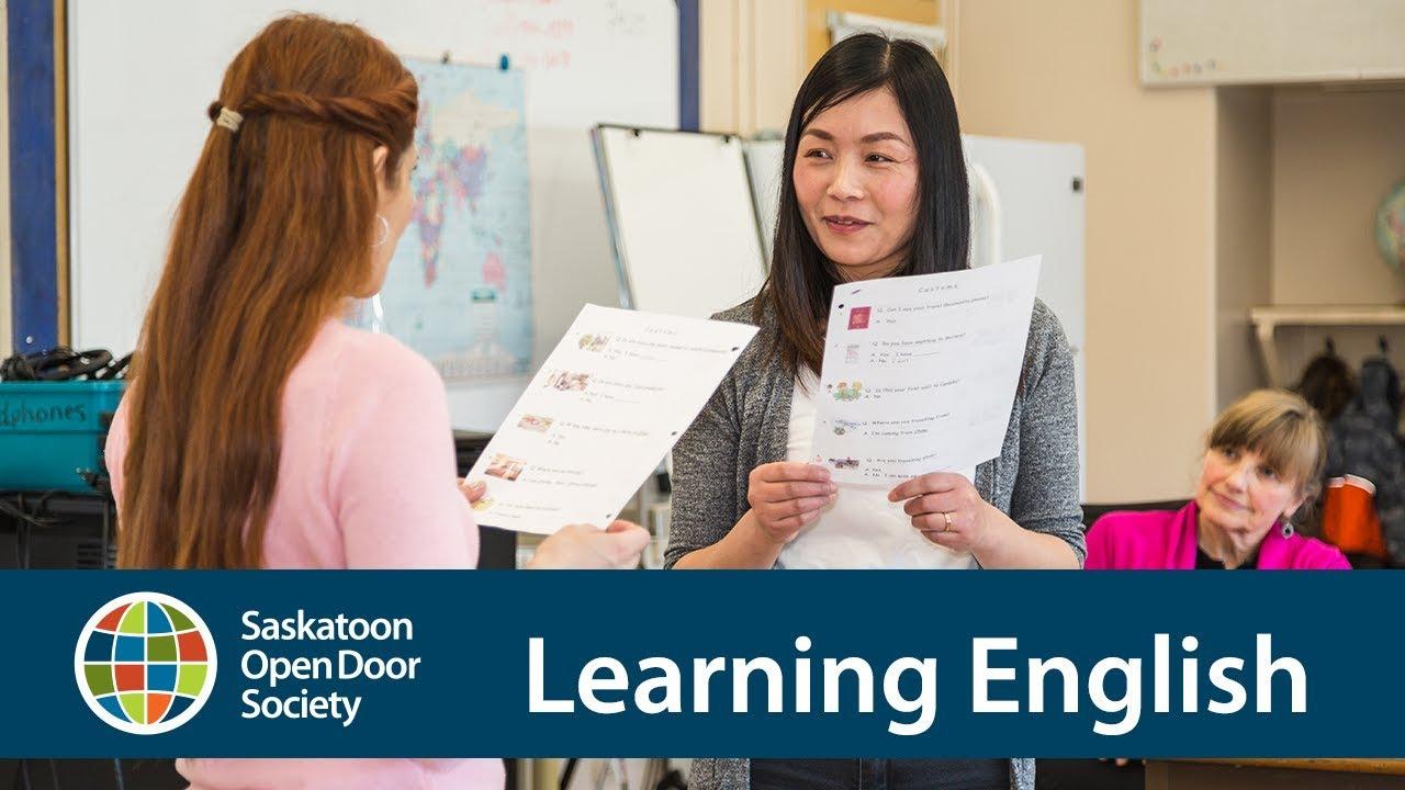 Learn English | Saskatoon Open Door Society
