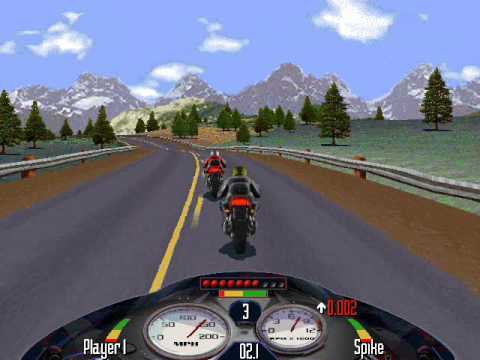 Road Rash PC CD-ROM Classics Big Box Win 95 SEALED NEW Complete CIB RARE