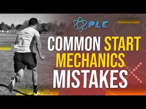 Common Start Mechanics Mistakes Without Blocks | 40 Start Set Up