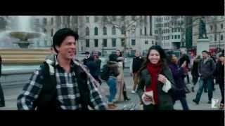 Challa (HD Video) | Shahrukh Khan |  Jab Tak Hai Jaan (2012)