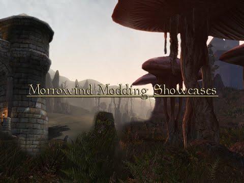Morrowind Modding Showcases - The Third Episode