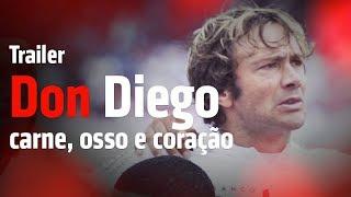 Trailer: Don Diego - Carne, osso e coração   SPFCTV