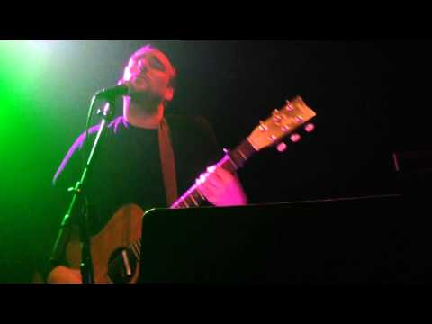 Jeremy Enigk - Lewis Hollow/King Of Pain live at The Rickshaw Stop on 3/30/15