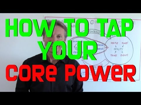 Self Empowerment - How To Tap Your Core Power [Part 1]