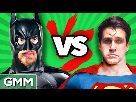 Batman vs. Superman Game ft. Kevin Smith