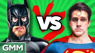 Batman vs. Superman Game ft. Kevin Smith