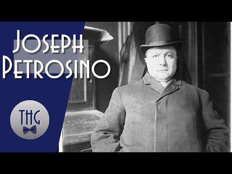 Joseph Petrosino Versus The Black Hand.
