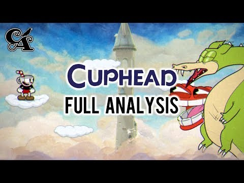 Cuphead - Full Analysis   Classic Boss Design in the Modern Age