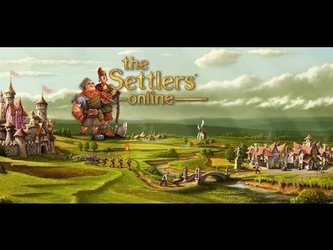 Разработчики делают обзор на игру The Settlers Online