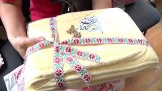 Вышиванки для новорожденных