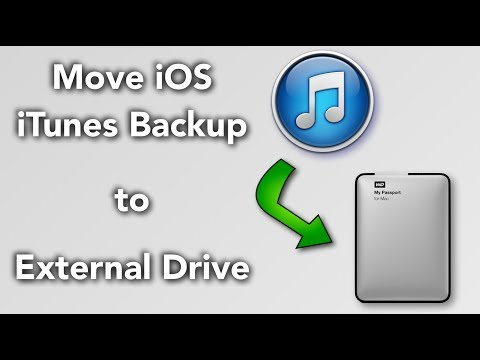 How To Backup iOS Devices to an External Drive (& Save Tons of Space on Your Mac)