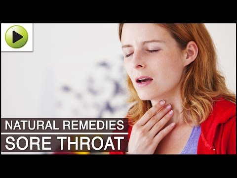 Natural Remedies For Sinus Congestion And Sore Throat