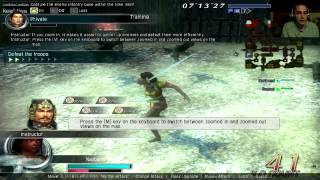 Aventure suivie sur Dynasty Warriors Online #3