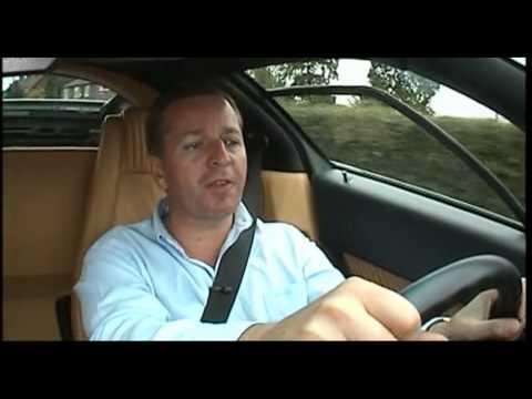 BUGATTI EB110 Classic review HD exclusive