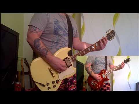 Volbeat - River Queen guitar cover