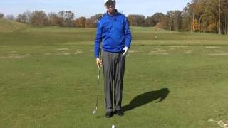 Golf Lessons - How to play a lob shot