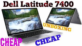 Dell Latitude 7400 quick look | UNBOXING | Performance | Specifications and Features ....