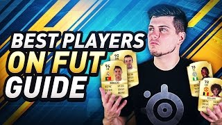 TOP 5 BEST PLAYERS IN FIFA 17 ULTIMATE TEAM GUIDE! CHEAP & EXPENSIVE CHOICES FOR FUT CHAMPIONS!