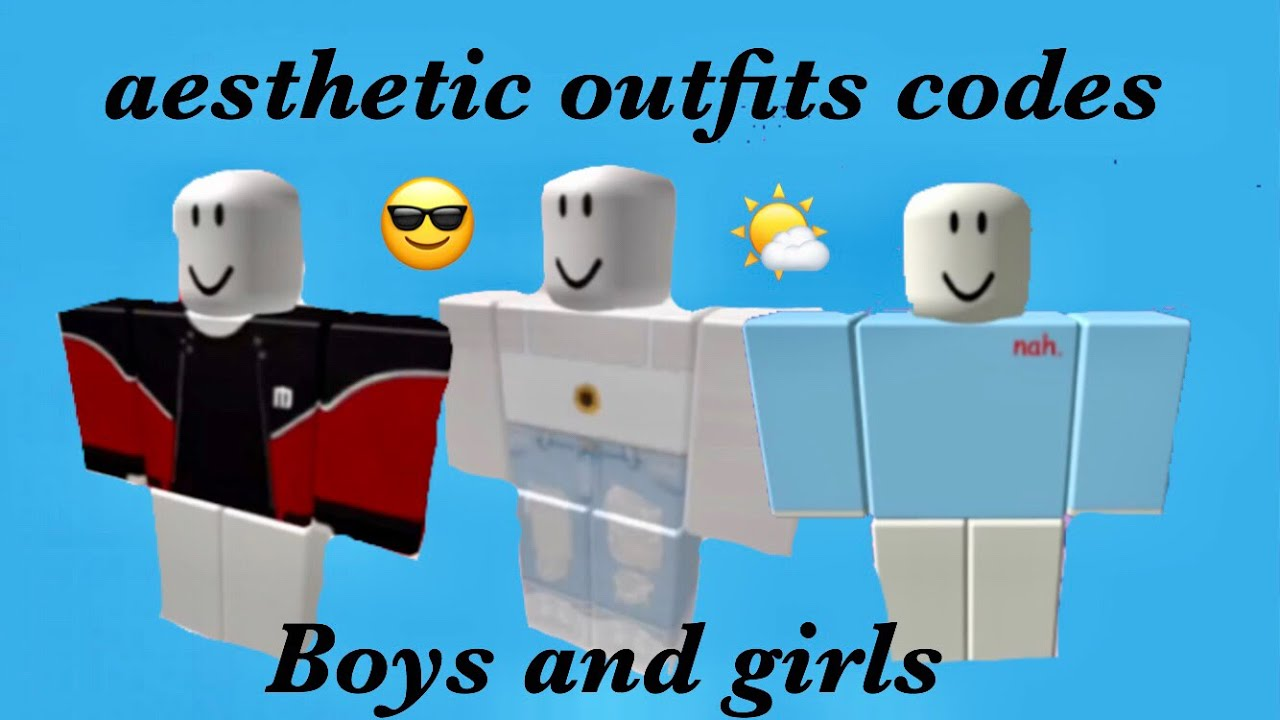 5 Aesthetic Roblox Outfits With Codes By Space Mhilk - cool roblox outfits code
