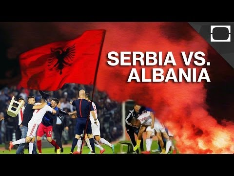 Why Do Serbia and Albania Hate Each Other?