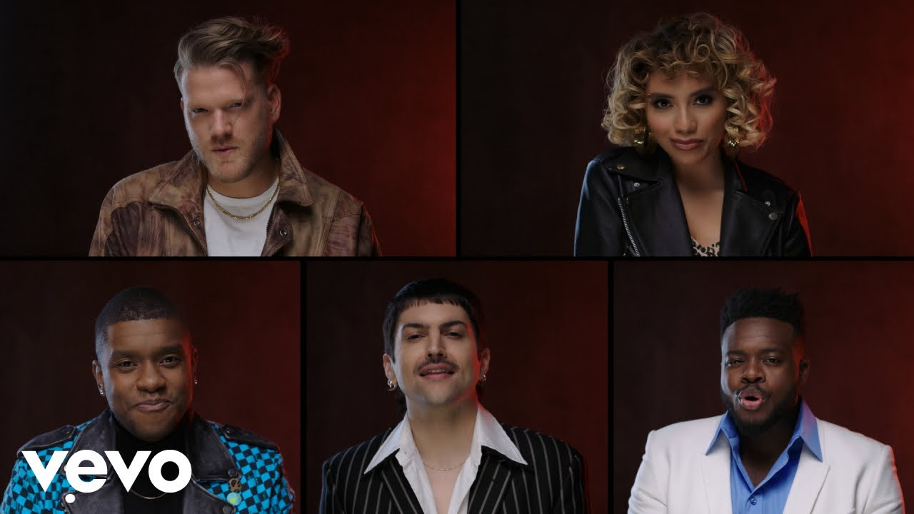 Download [OFFICIAL VIDEO] 90s Dance Medley - Pentatonix