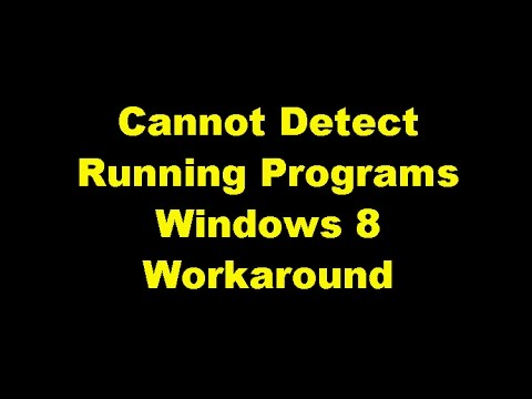 Design Space Plugin Fix for Unable to Detect Running Programs message